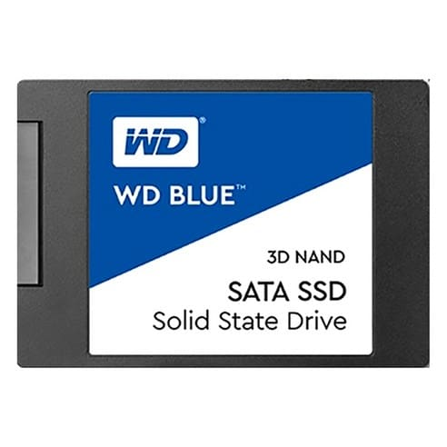 Product Image of the WD BLUE 3D NAND SATA SSD
