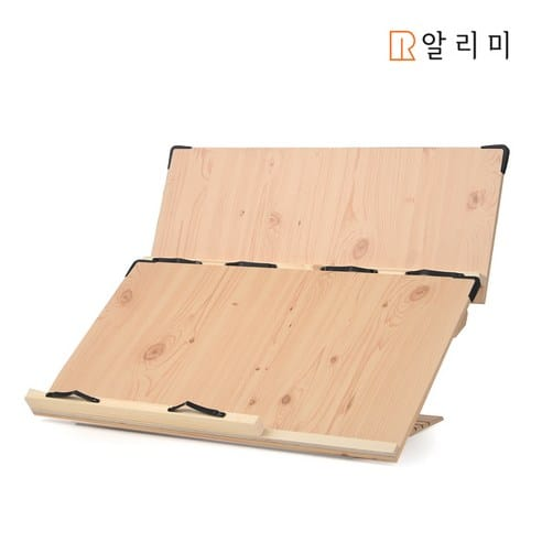 Product Image of the 알리미 원드림 스카이 60 원목 2단 독서대