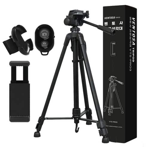 Product Image of the 벤토사 VTS-PRO3 삼각대