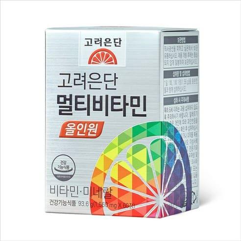 Product Image of the 고려은단 멀티비타민 올인원 60정
