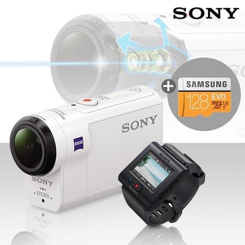 Product Image of the 소니 4K지원 액션캠 FDR-X3000R